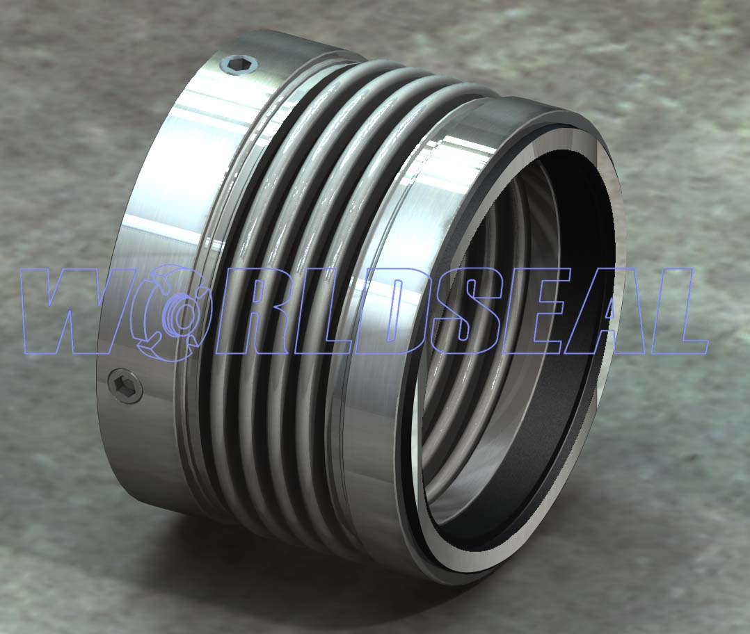 Leading metal bellow seal manufacturer world
